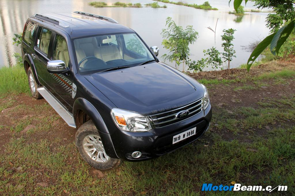 2014 Ford Endeavour Test Drive Review