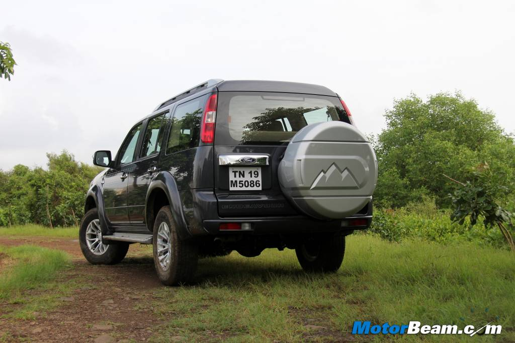 2014 Ford Endeavour Test Drive