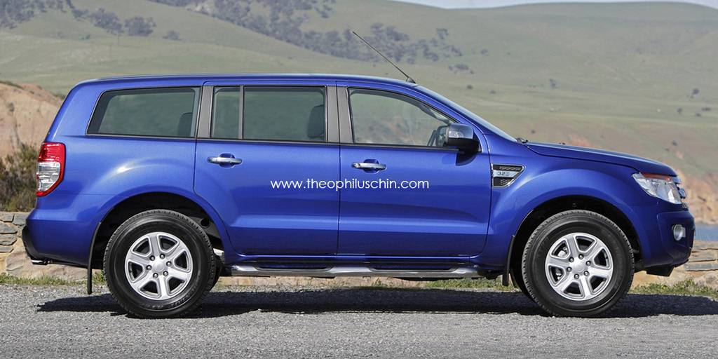 2014 Ford Endeavour