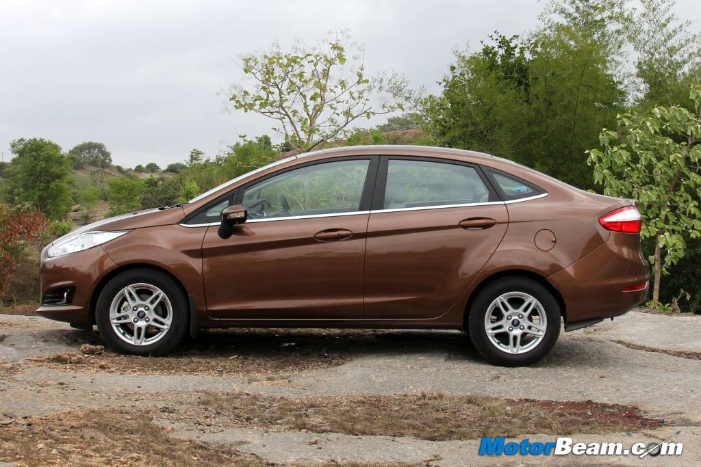 2014 Ford Fiesta India Review