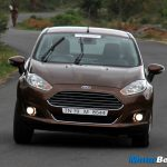 2014 Ford Fiesta Road Test