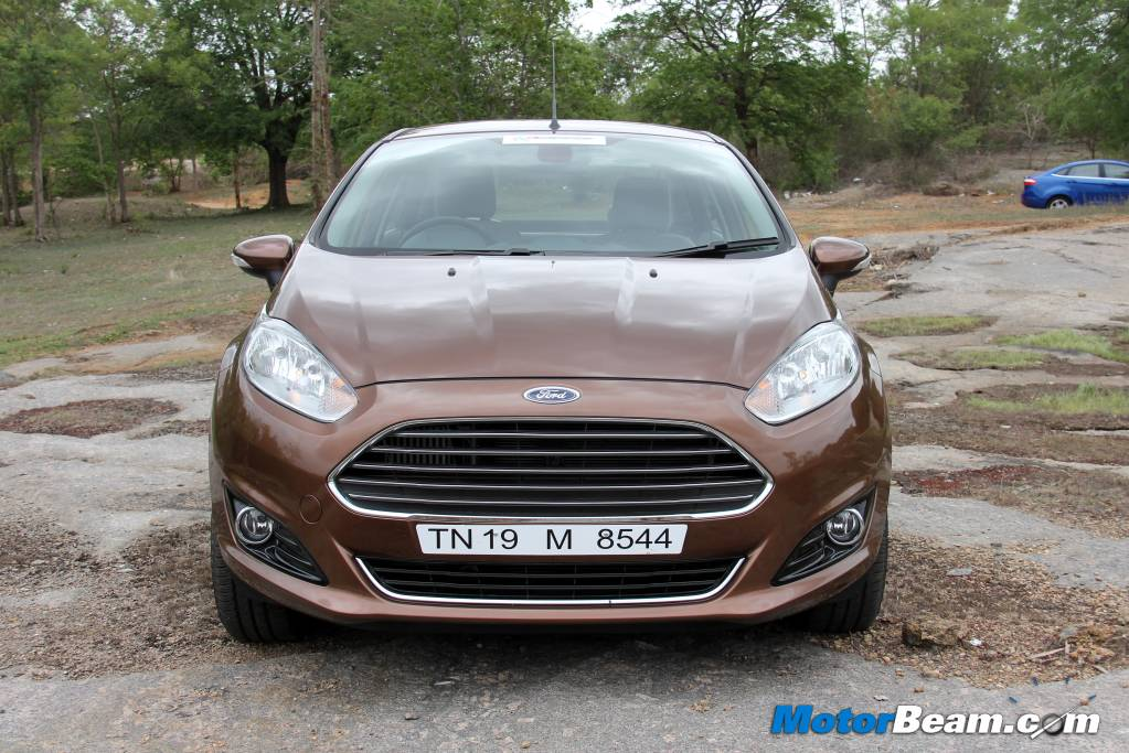 2014 Ford Fiesta Test Drive