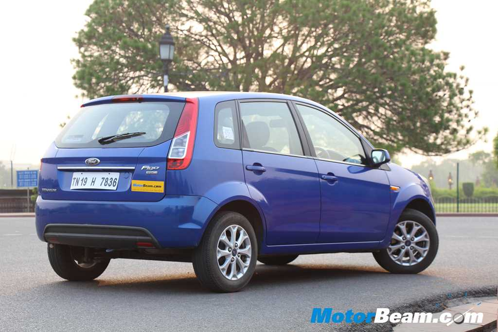 2014 Ford Figo Design Review