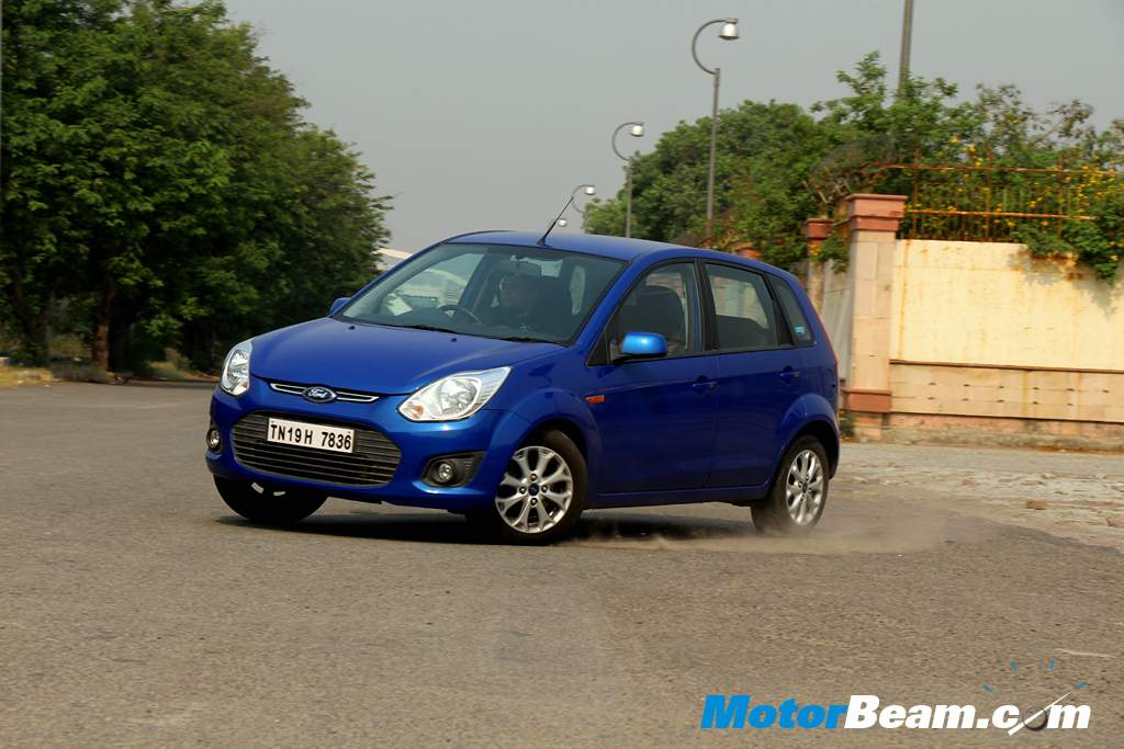 2014 Ford Figo Handling Review