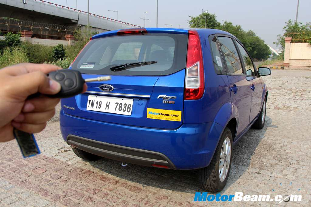 2014 Ford Figo Ownership Experience