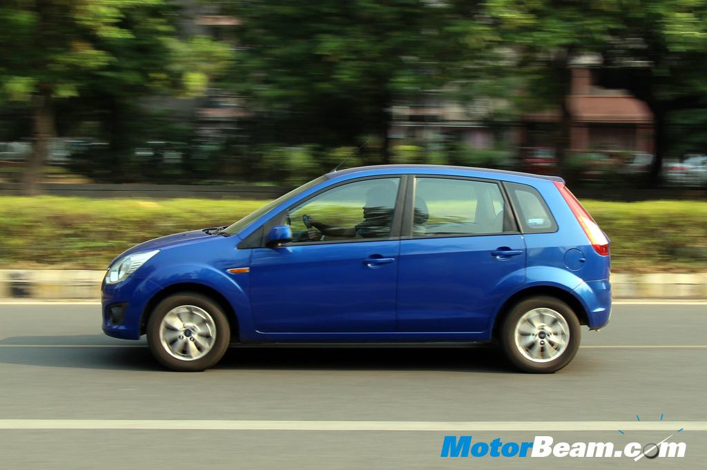 2014 Ford Figo Performance Review