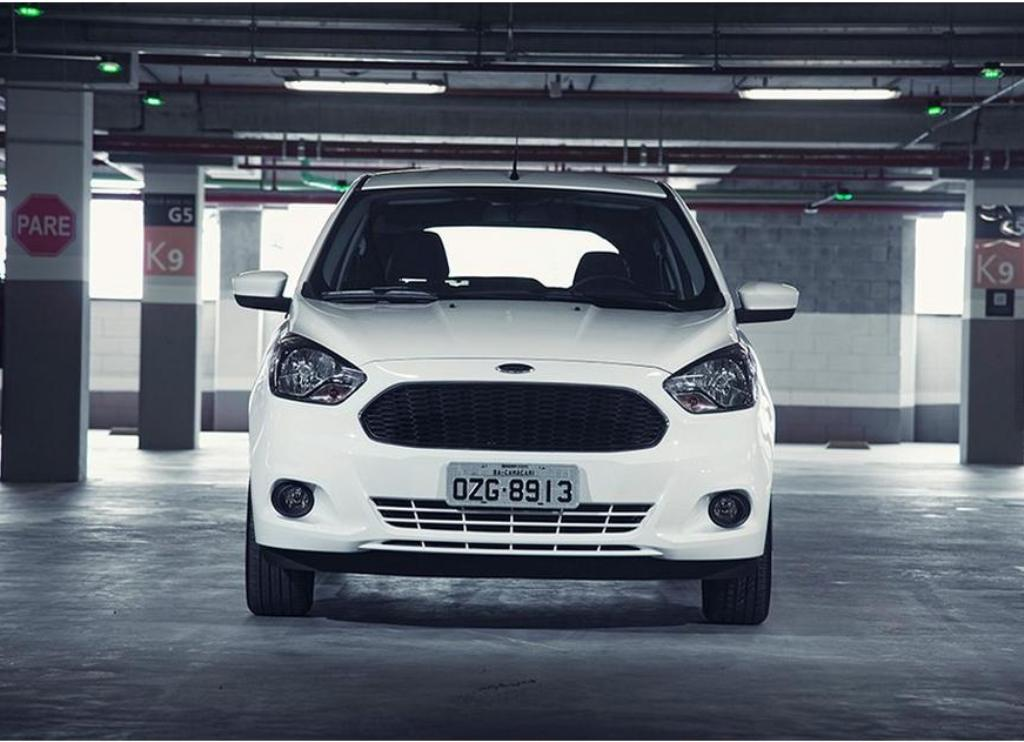 2014 Ford Ka Launch Brazil Front