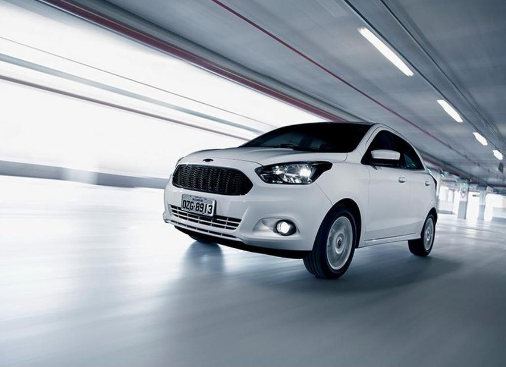 2014 Ford Ka Launch Brazil Wallpaper