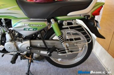2014 Hero HF Deluxe Eco Launched, Priced At Rs. 50,500/-
