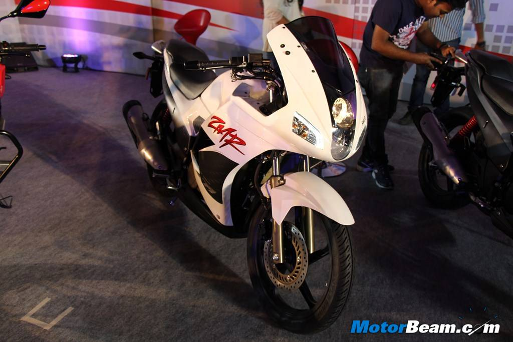 2014 Hero Karizma Zmr Detailed Pictures