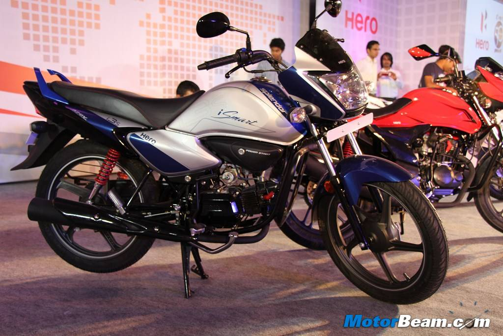 2014 Hero Splendor Ismart Specifications Pictures