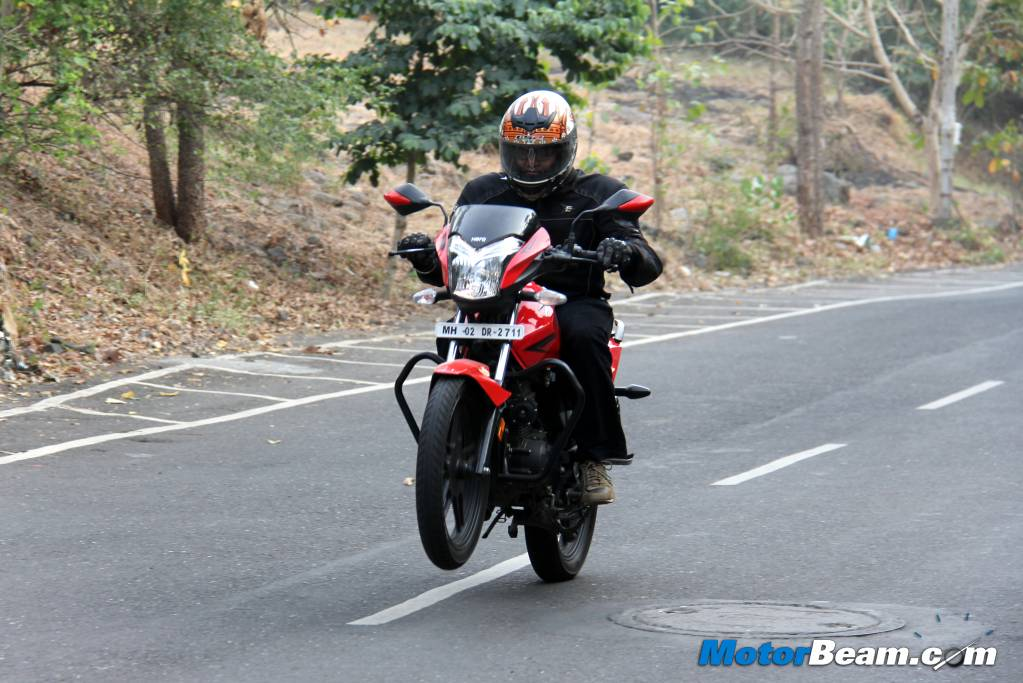 2014 Hero Xtreme Road Test Review