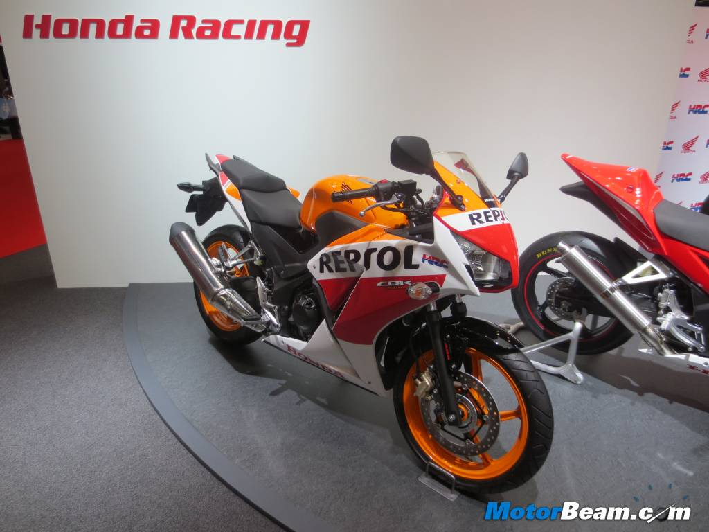 2014 Honda Cbr250r Unveiled Specifications Pictures