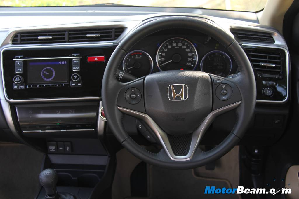 2014 Honda City Diesel Interiors