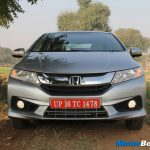 2014 Honda City Test Drive