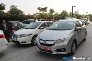 2014 Honda City vs 2013 City