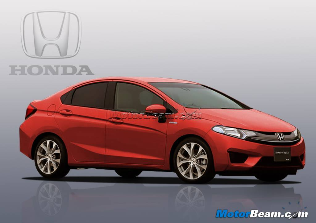 All New Honda City Coming With Diesel Engine In 2014