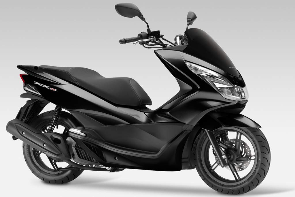 Honda Pcx 150 Power Scooter Imported In India For Testing