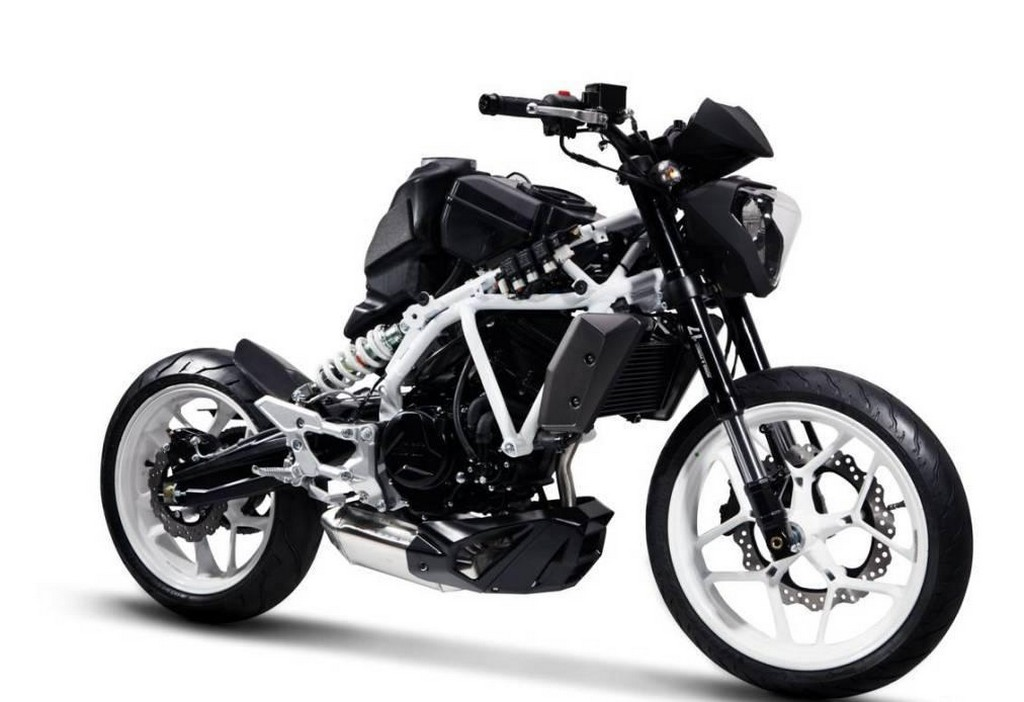 2014 Hyosung GD250N-EXIV Chassis
