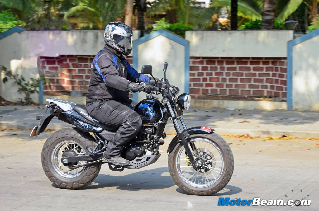 2014 Hyosung RT125D Road Test