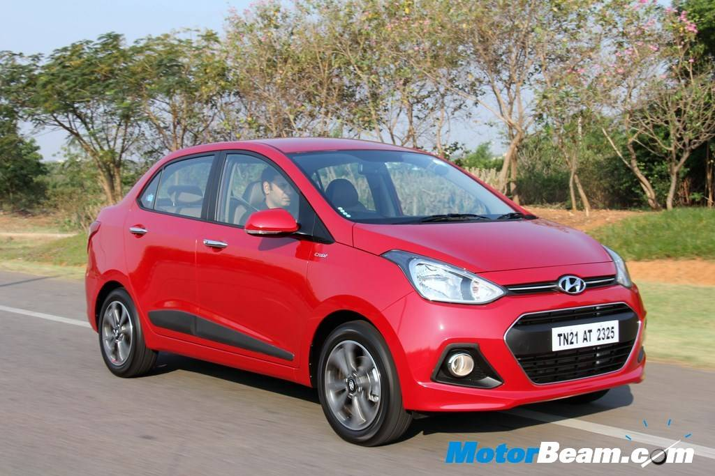 2014 Hyundai Xcent Review