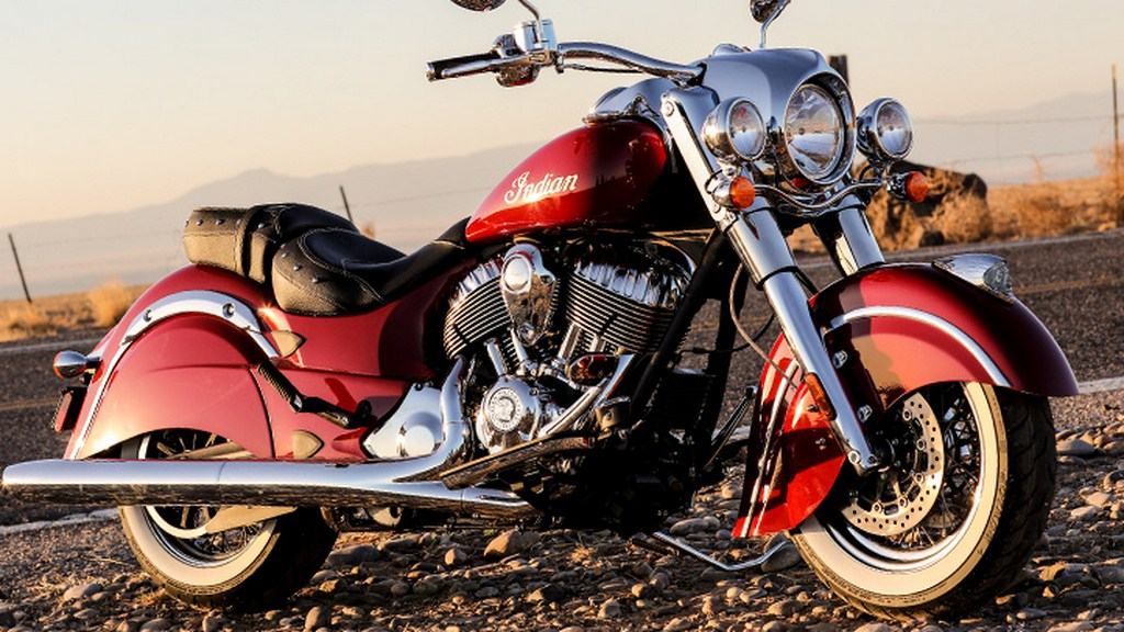 2014 Indian Chief Classic Wallpaper