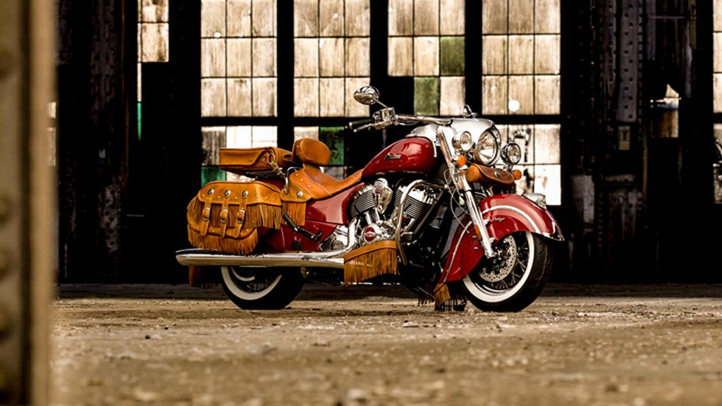2014 Indian Chief Vintage Wallpaper