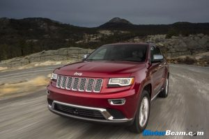 2014 Jeep Grand Cherokee Front