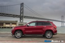 2014 Jeep Grand Cherokee Side