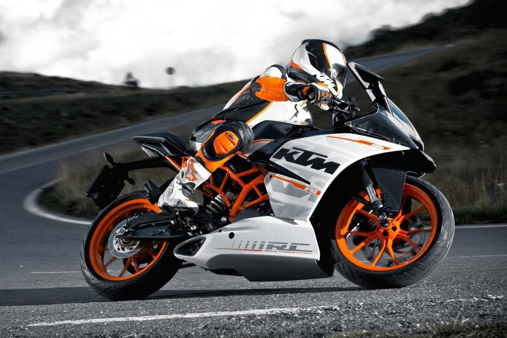 ktm rc 390 top speed 179 km/hr with video