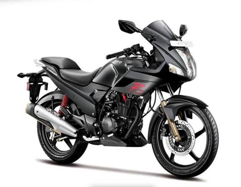 2014 Hero Karizma R Detailed Pictures