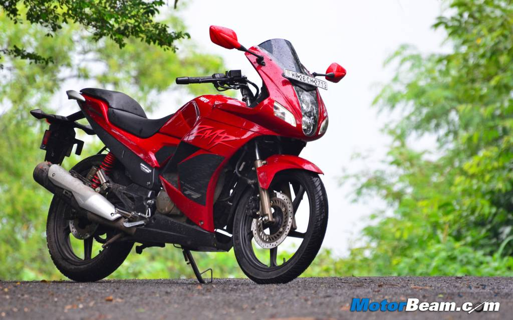 2014 Hero Karizma Zmr Test Ride Review