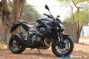 2014 Kawasaki Z800 Test Ride Review
