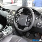 2014 Land Rover Discovery Interiors