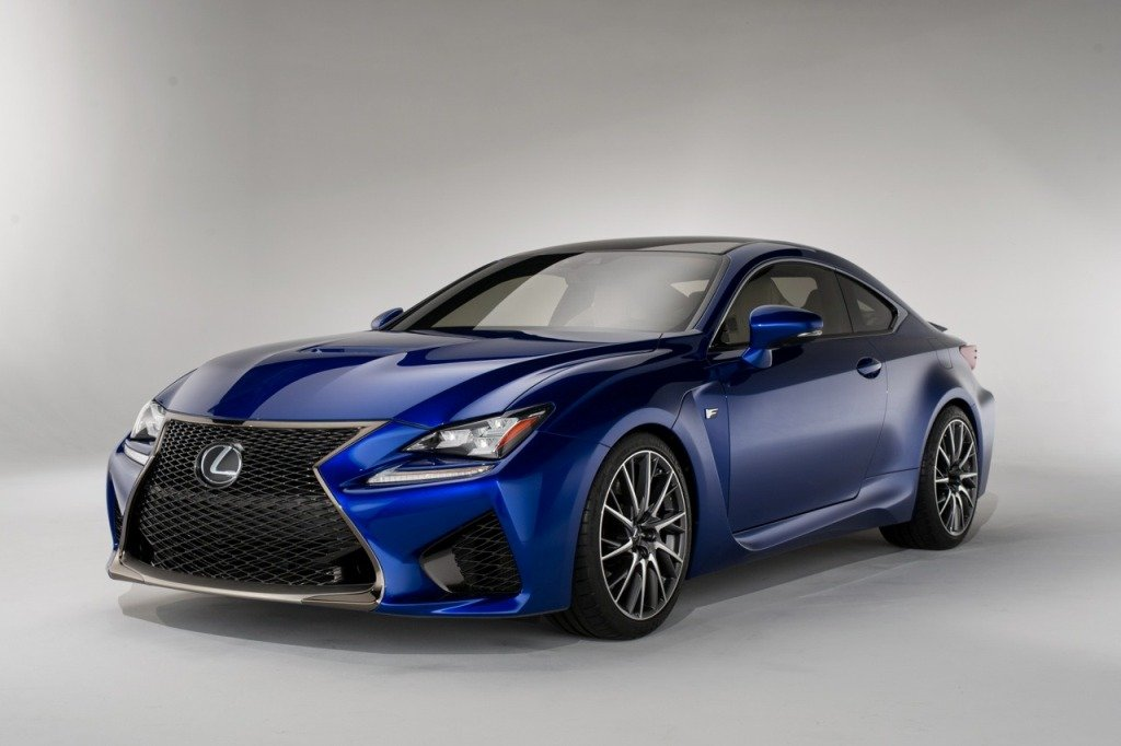 Lexus Rc F Available In India On Special Order Motorbeam Indian Car Bike News Review Price