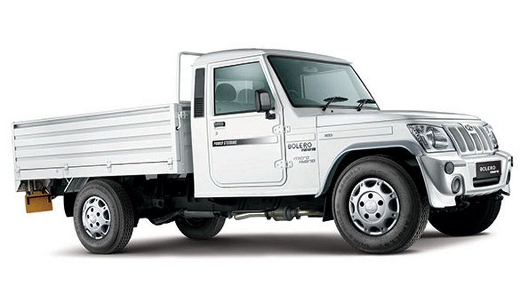 2014 Mahindra Bolero Pick-Up