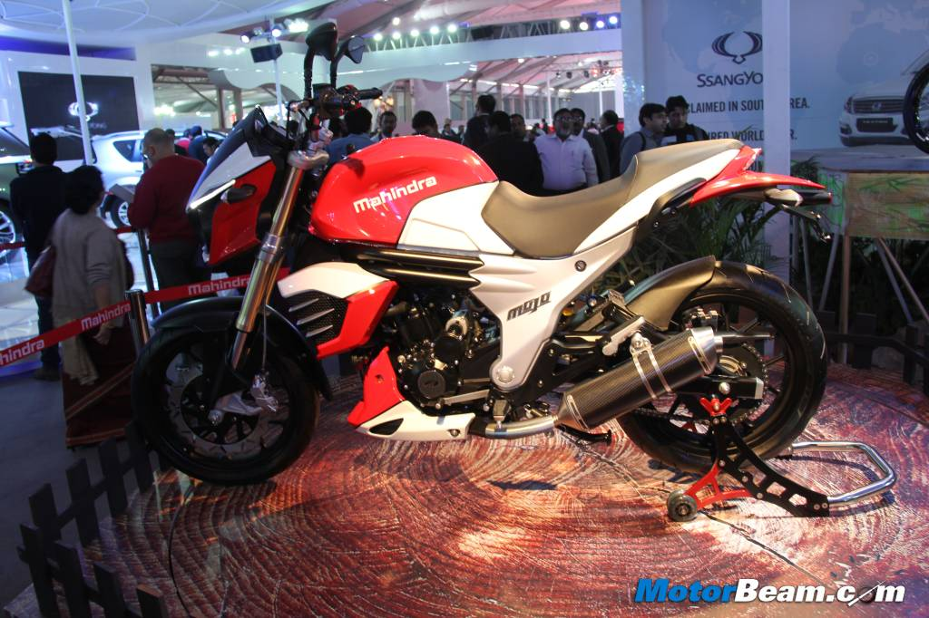 new car launches june 2014Mahindra Mojo Showcased At 2014 Auto Expo Launch In June