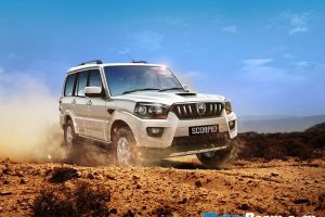 2014 Mahindra Scorpio Launch