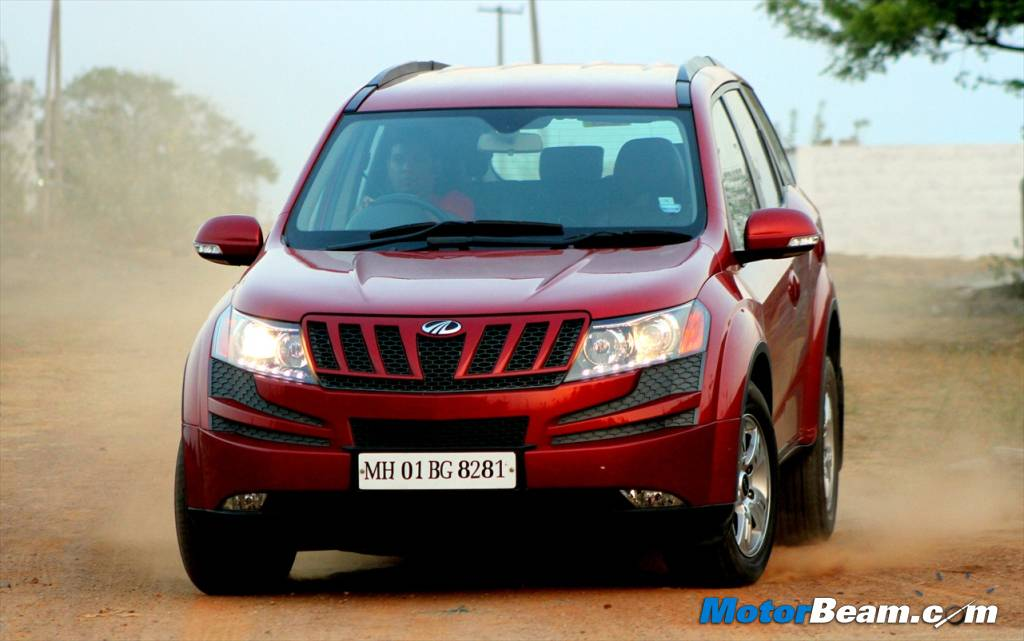 2014 Mahindra XUV500 Road Test