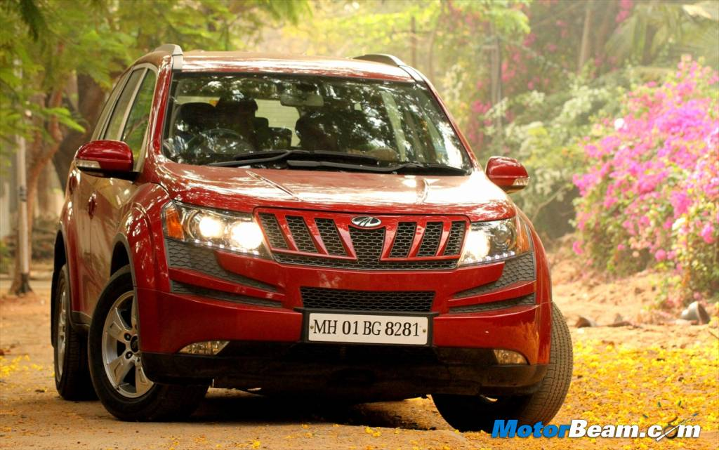 2014 Mahindra XUV500 Test Drive Review