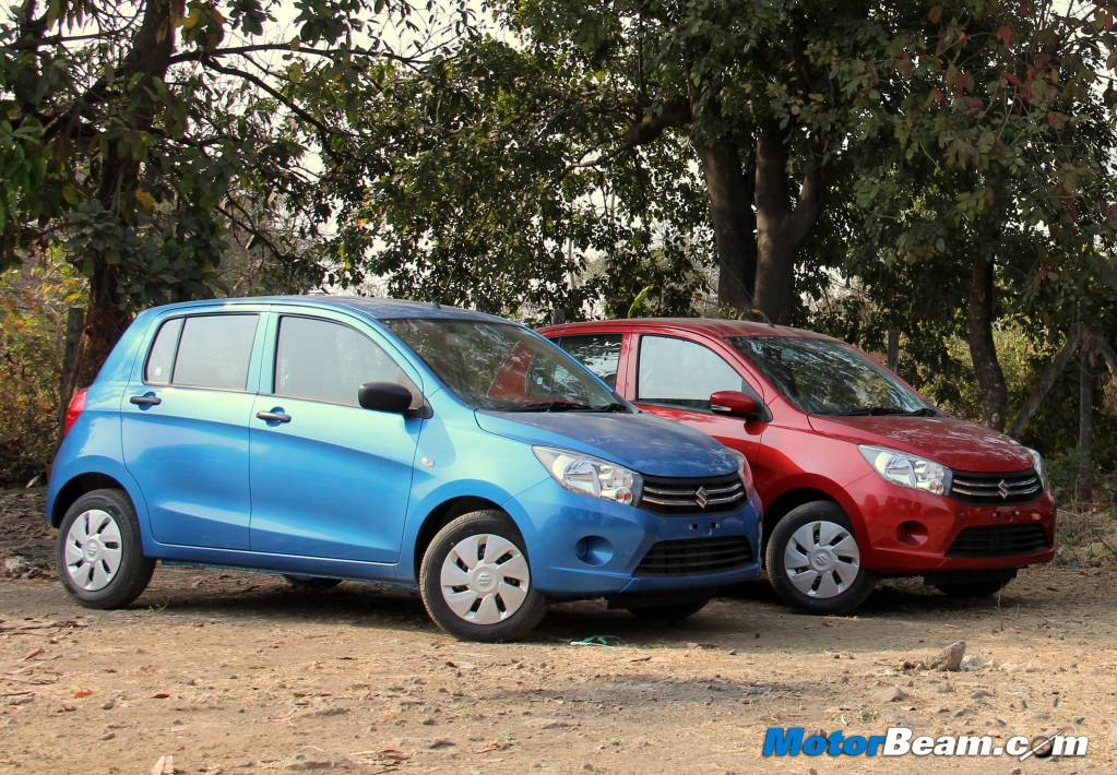 2014 Maruti Celerio Test Drive Review