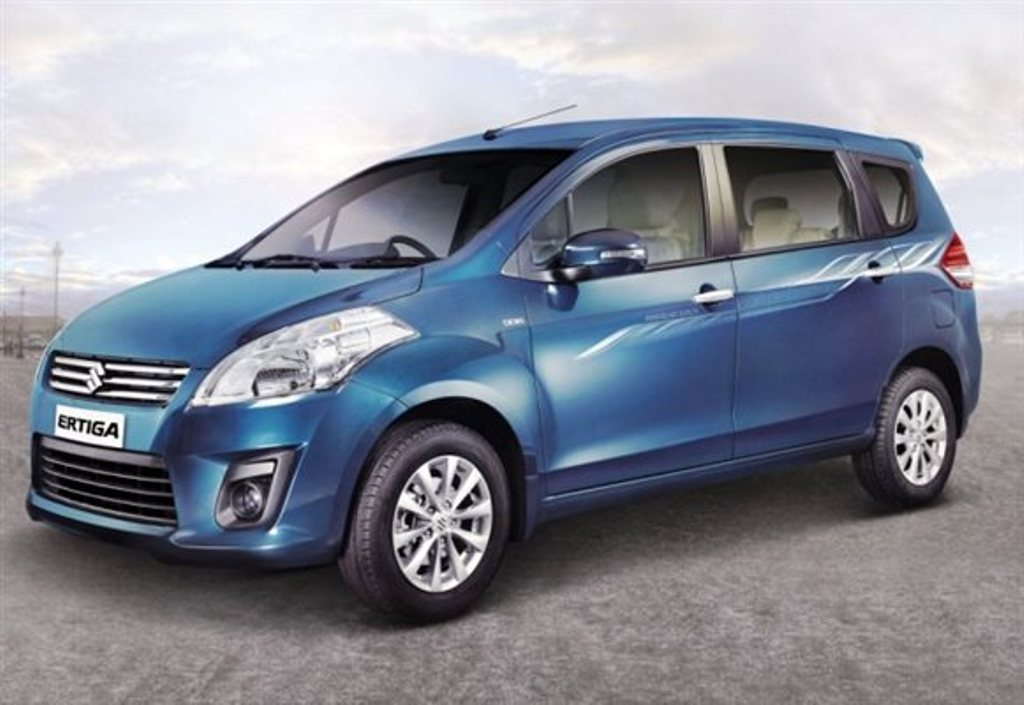 2014 Maruti Ertiga Limited Edition