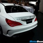 2014 Mercedes Benz CLA 45 AMG Rear