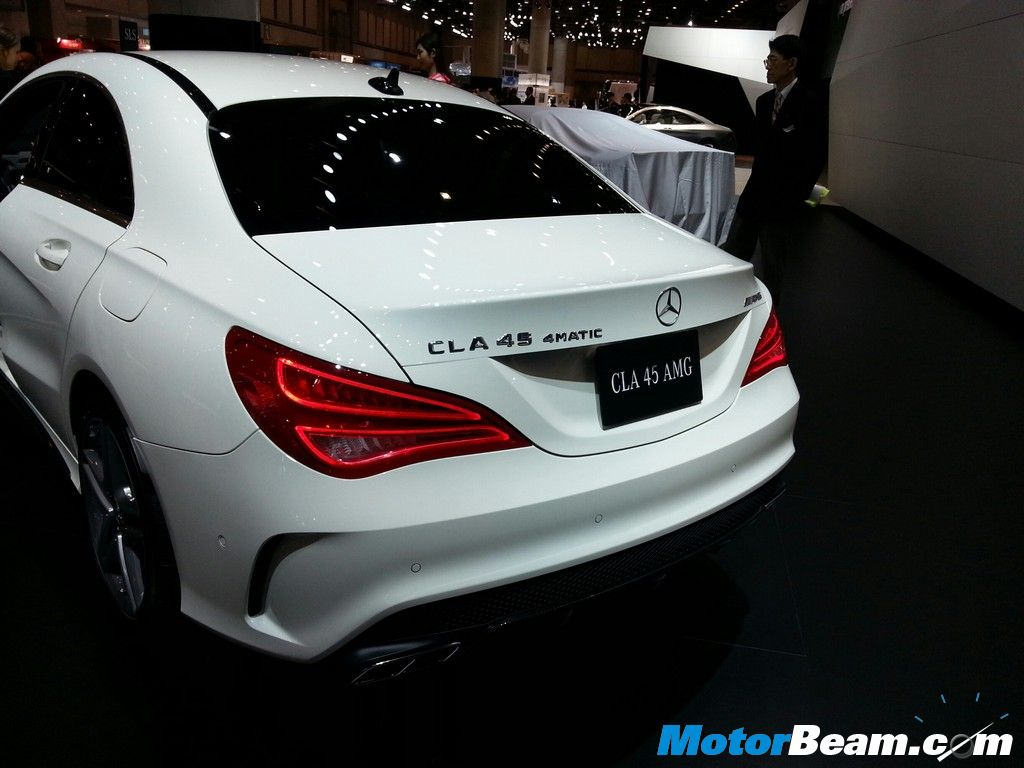 Mercedes cla 45 amg price in india my marketing journey - Tokyo motor show 2014 ...