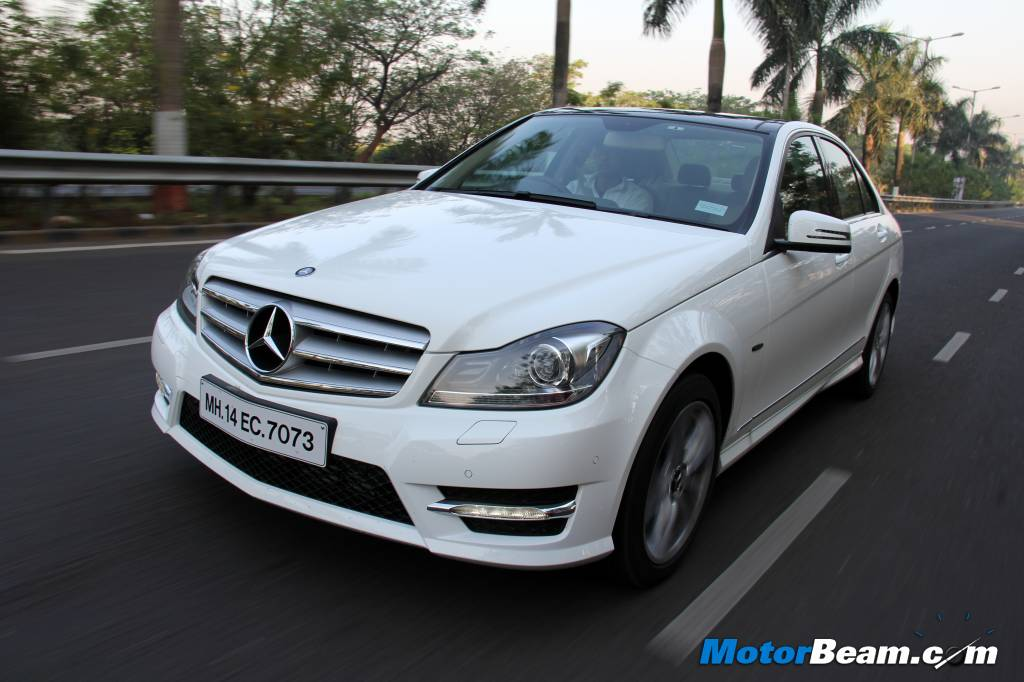 2014 Mercedes C-Class Grand Edition Review