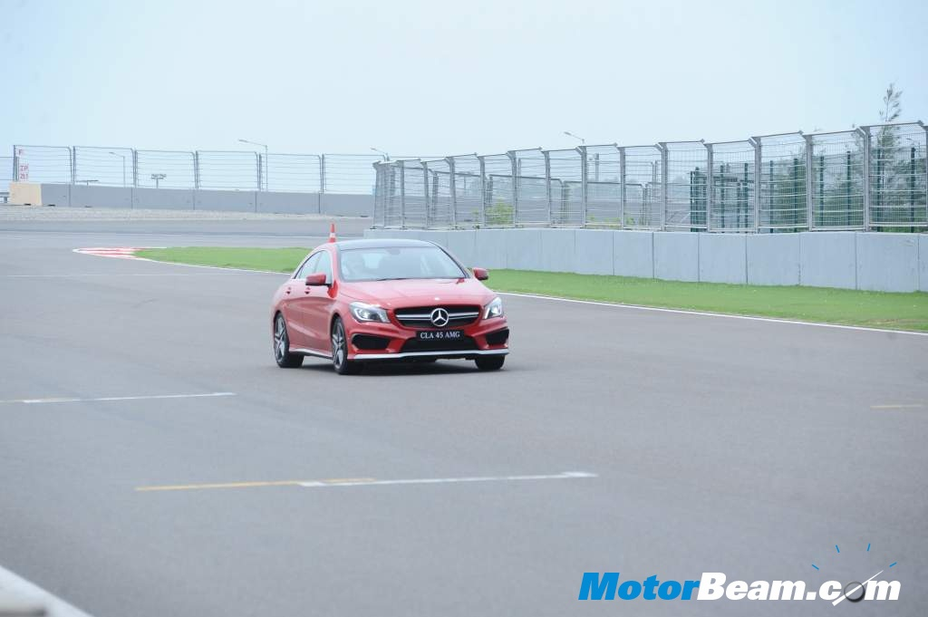2014 Mercedes CLA 45 AMG BIC Experience