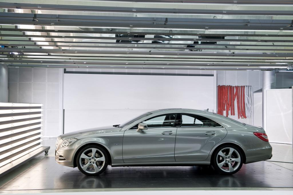 2014 Mercedes CLS 350 India Launch
