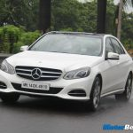 2014 Mercedes E-Class Road Test