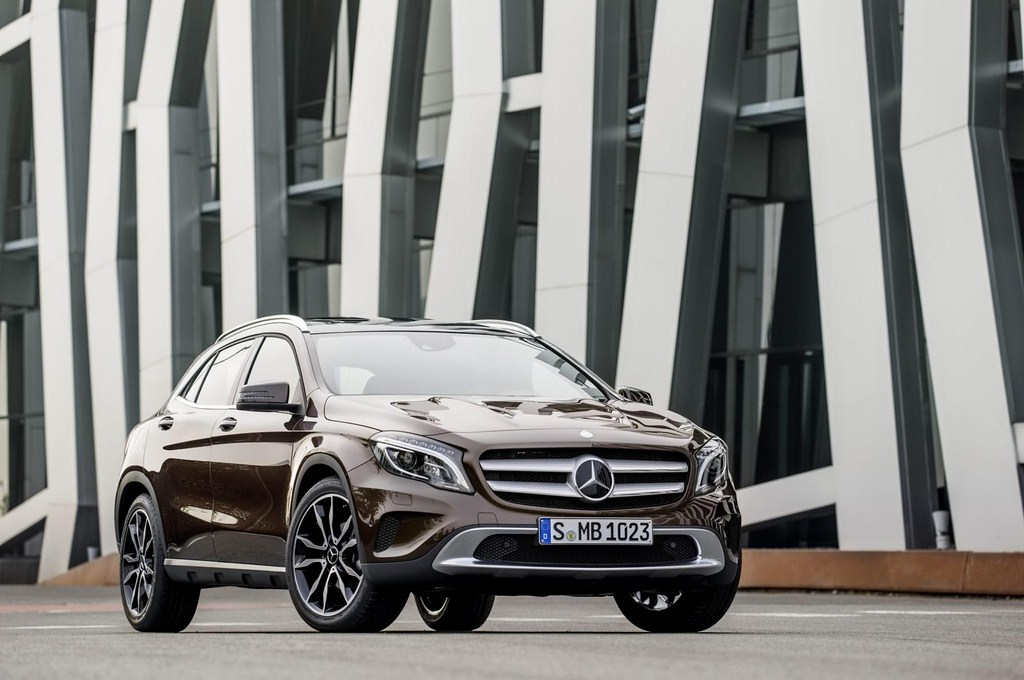 2014 Mercedes GLA Crossover