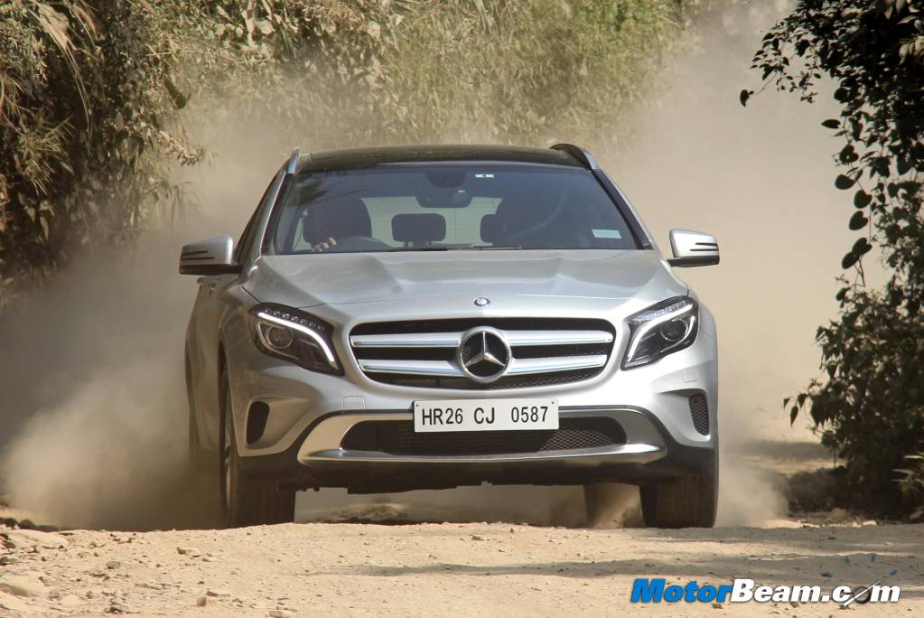 2014 Mercedes GLA Road Test